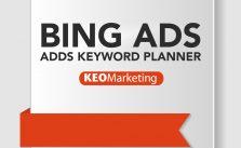 Bing Ads adds a Keyword Planner