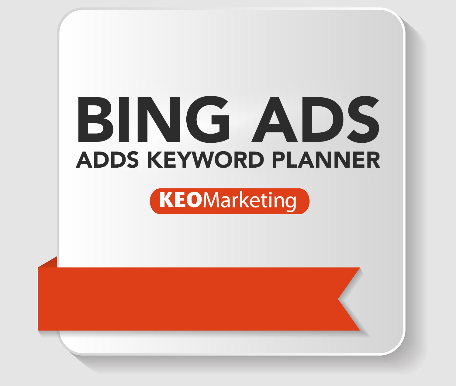 Bing Ads adds a Keyword Planner