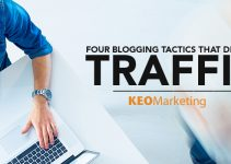building blog traffic