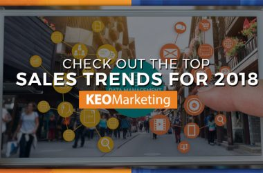 Top Sales Trends for 2018