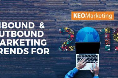 Inbound & Outbound Marketing Trends for 2019