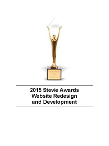 Stevies websitedesign